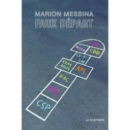 FAUX DEPART – Marion MESSINA