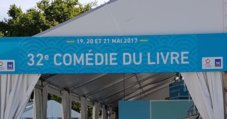 «Ma» comédie du livre – MONTPELLIER 2017