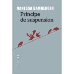 Principe de Suspension – Vanessa BAMBERGER