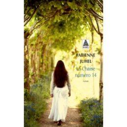 La chaise numéro 14 – Fabienne JUHEL
