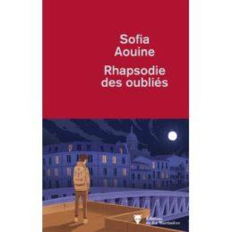 Rhapsodie des oubliés – Sofia AOUINE