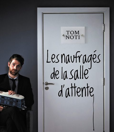 Les naufragés de la salle d'attente - Tom Noti