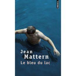 Le bleu du lac – Jean MATTERN