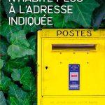 N'habite plus à l'adresse indiquée - Nicolas Delesalle