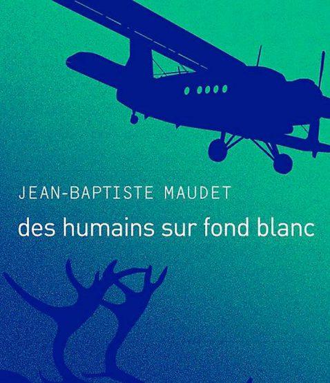 Des humains sur fond blanc - Jean-Baptiste Baudet