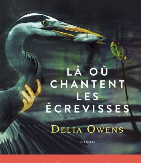 Là où chantent les écrevisses - Delia OWENS